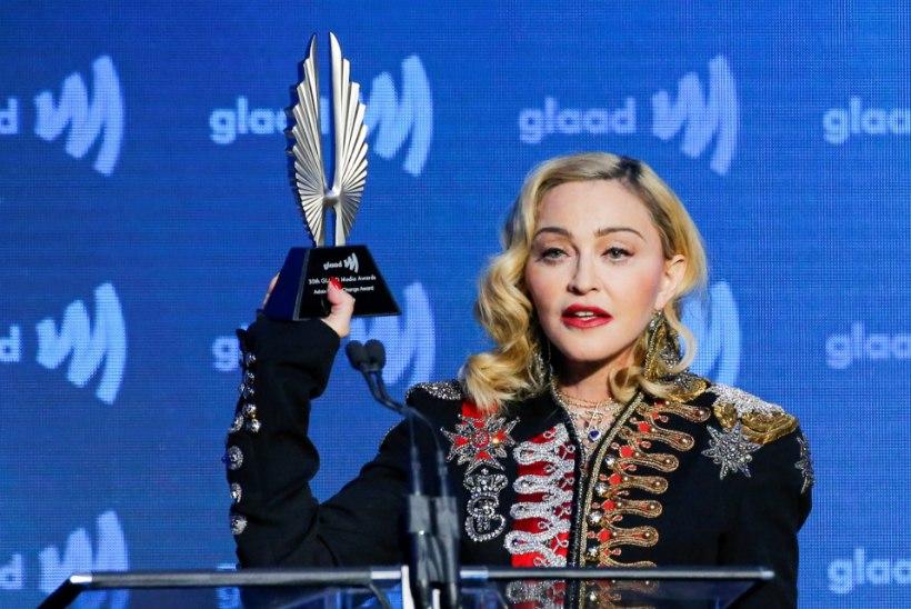 Ka Madonna süüdistab Harvey Weinsteini ahistamises