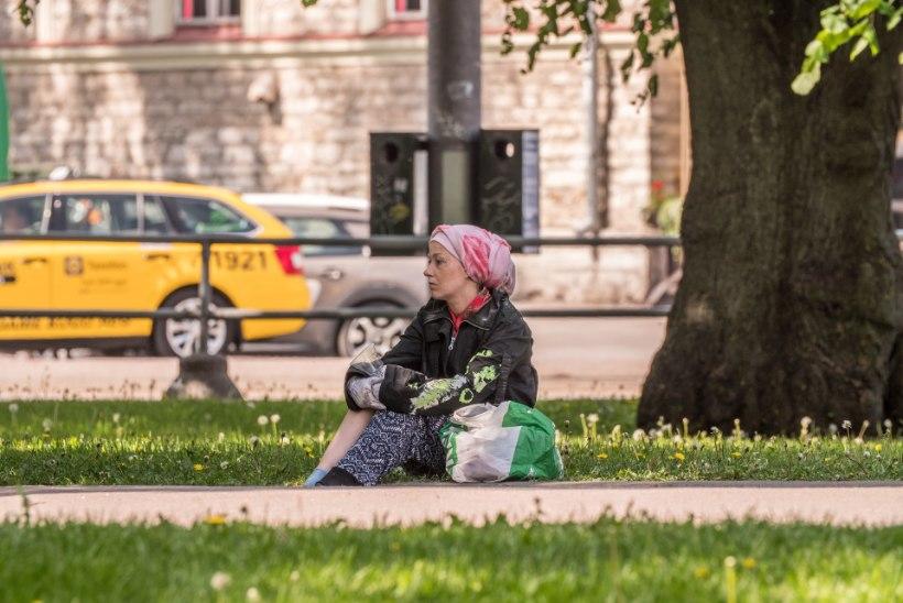 ÕL VIDEO | OSALUSEKSPERIMENT: kui altid on eestlased kerjuse topsi münte poetama?