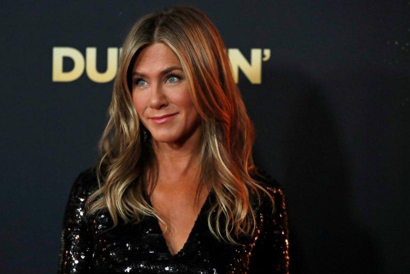 Jennifer Aniston meenutab kohutavat lennureisi: ma kartsin, et suren ära