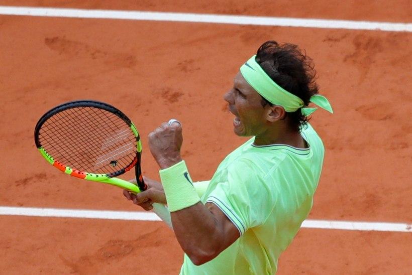 LEGENDIDE LAHING: Nadal lõpetas Federeri vastu üle viie aasta kestnud võidupõua