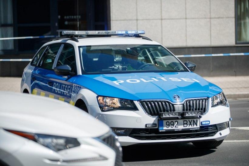 JÕHKER KALLALETUNG: tundmatu tõmmu mees ründas Valgas kahte vanaprouat, andes 89aastasele mitu noahoopi