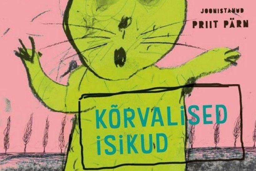 UUS RAAMAT   Ilmar Tomusk: olin õnnega koos, et Priit Pärn oli nõus mu raamatut illustreerima