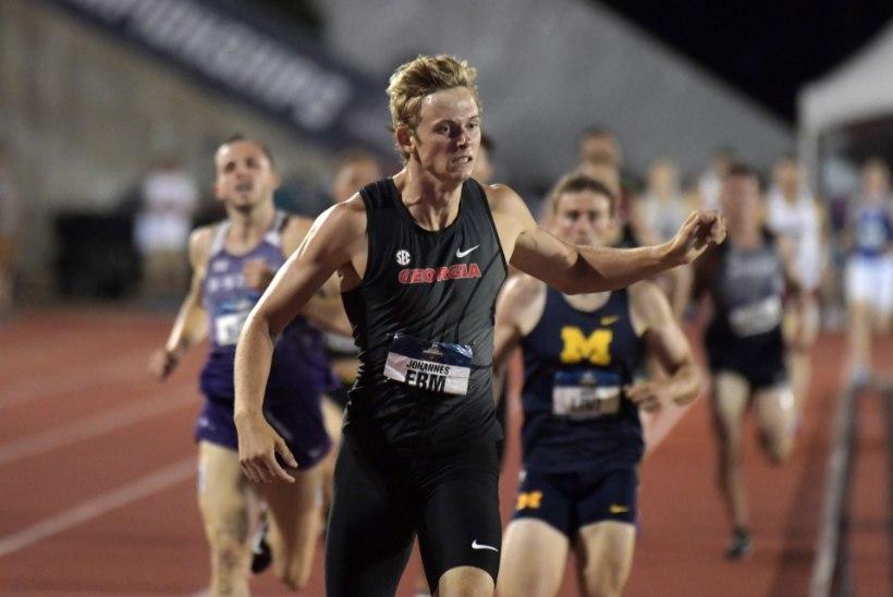 HULLUMEELNE! Eesti kümnevõistleja purustas USAs rekordeid ning alistas MM- ja OM-normi