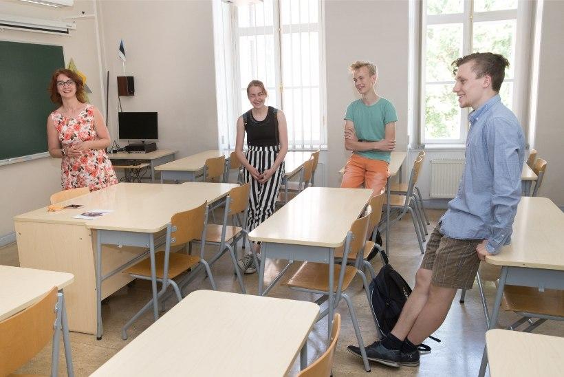 Euroopa parimad: Tartu koolinoored panid statistikavõistluse kinni