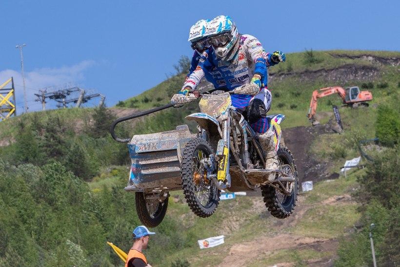 HURRAA! Eesti motosportlane võitis kindlalt koduse EM-etapi