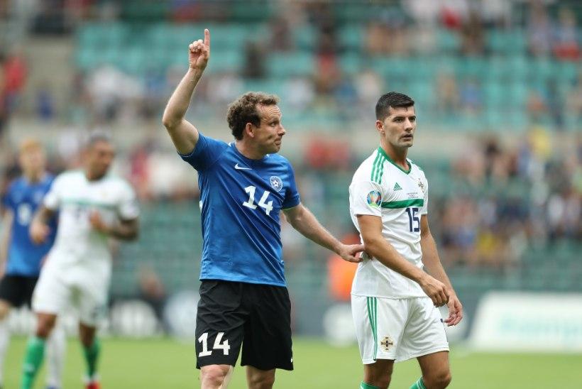 Vassiljev: nende võitmiseks peab meil olema väga hea päev. Kahjuks viimased 15 minutit ei olnud