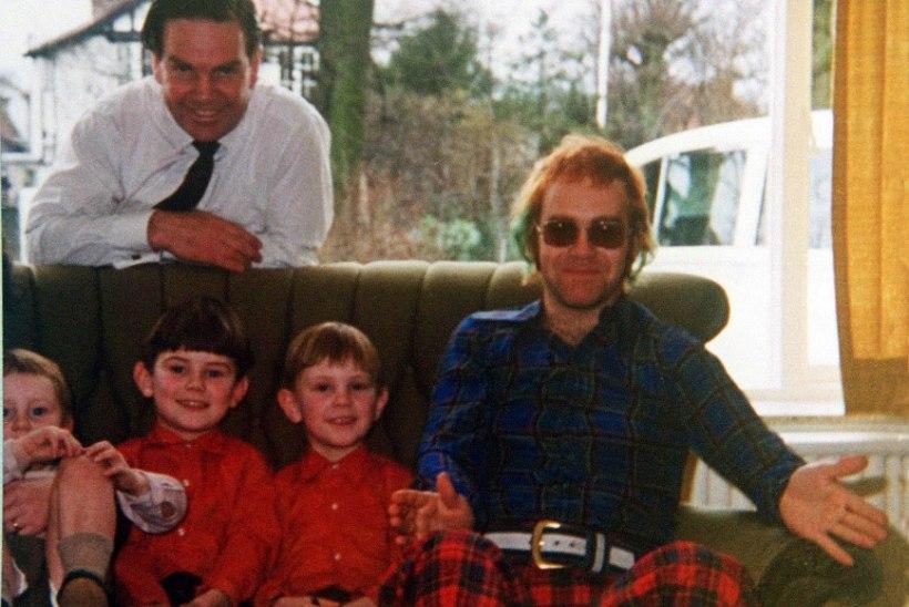 Poolvend: Eltoni eluloofilm laimab meie isa!