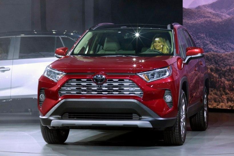 Automüük on tõusuteel: mais olid lemmikud Toyota, Škoda ja Peugeot
