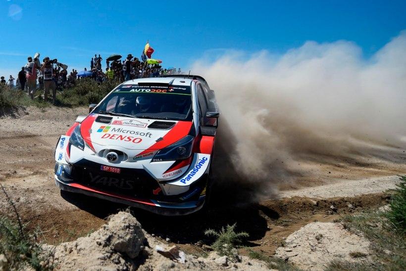 Rahvusvaheline autoliit: uued reeglid ei muuda WRC-sarja igavamaks