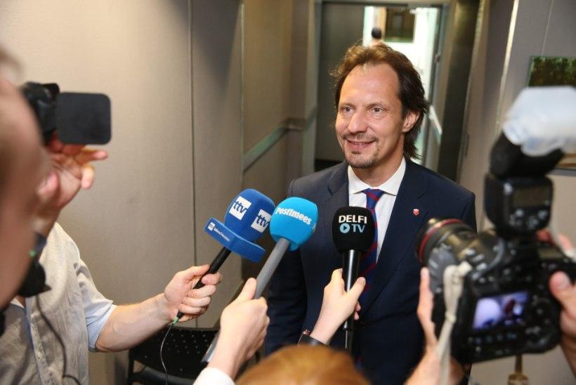 GALERII | OLEMAS! Sotside uueks juhiks valiti Indrek Saar