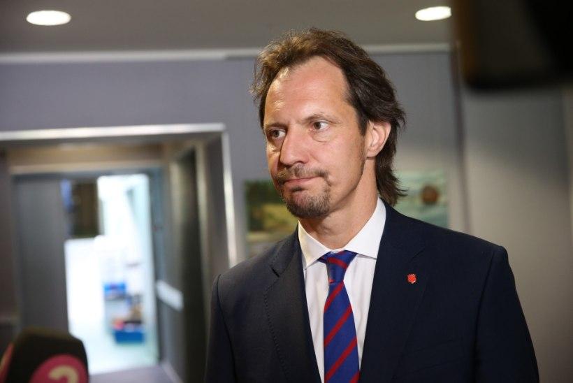 Sotside uus esimees Indrek Saar: peame vaatama, et ühiskond ei läheks katki