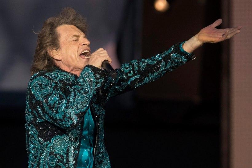 Mick Jagger peab esinema arsti järelevalve all