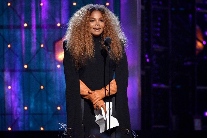 Janet Jackson üritab noorenduslõikust varjata