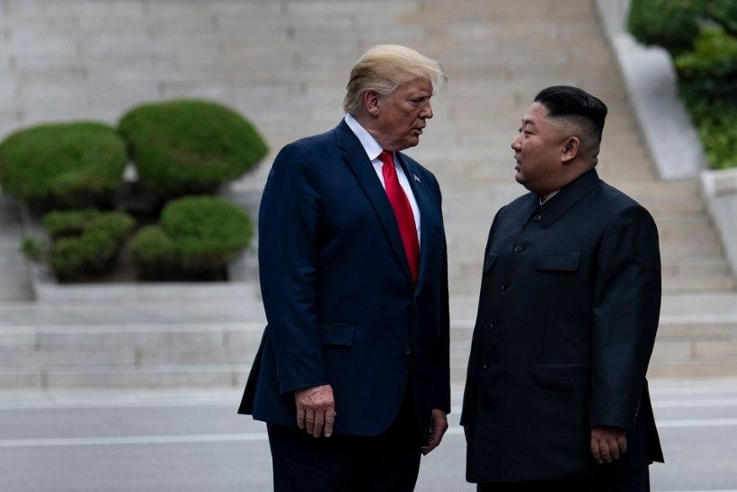 Toomas Alatalu   Donald Trump riisus G20 kohtumiselt koore