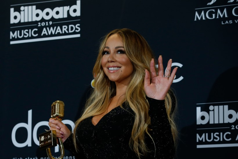 Mariah Carey elus on olnud vaid viis meest