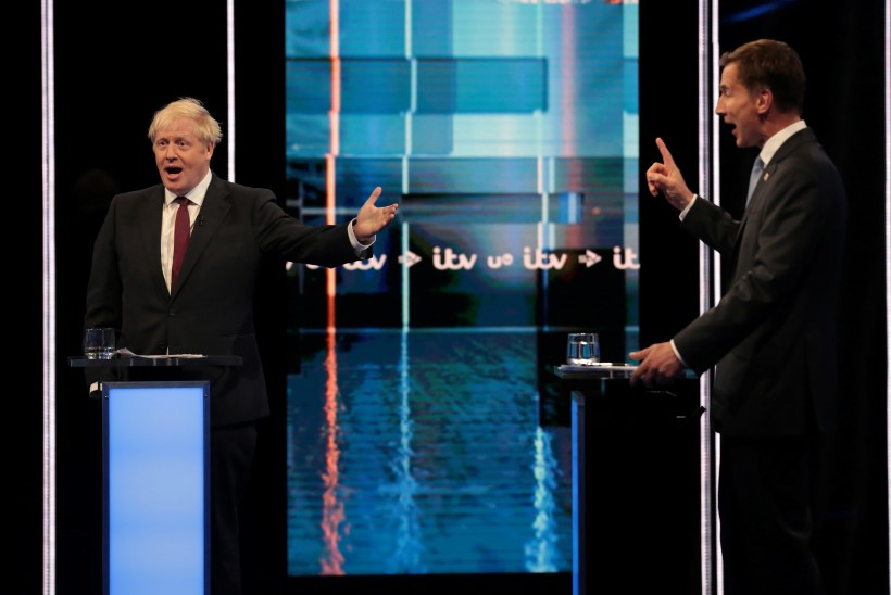 TELEVÄITLUS: Boris Johnson lubas Suurbritannia 31. oktoobril Euroopa Liidust välja viia