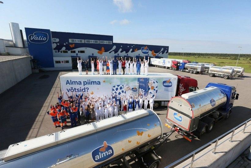 ROHELINE PIIMAAUTO: Valio toob teedele surugaasi kütusel sõitvad masinad