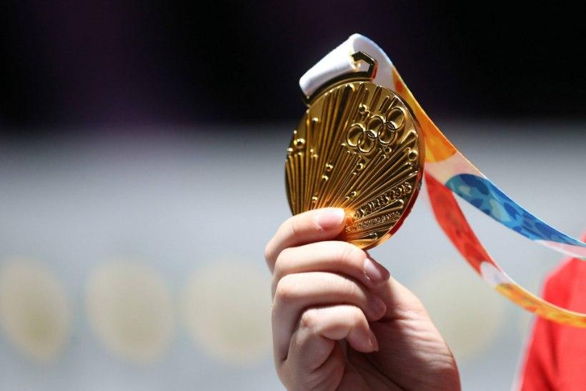 OMAPÄRANE! Tokyo olümpiamedalid pannakse kokku nutitelefonidest