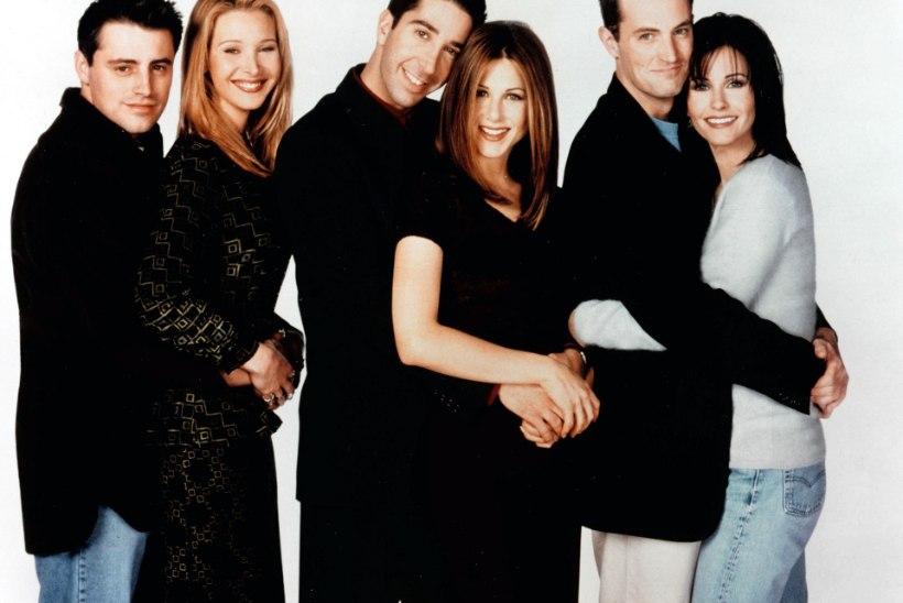 """Kurb uudis seriaalifännidele: kultussari """"Sõbrad"""" kaob järgmisel aastal Netflixist"""