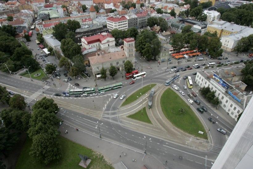 Mis saab Tallinna peatänavast? Projekt lükati teadmata ajaks edasi
