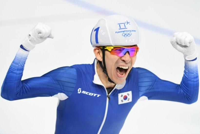 JÕHKER! Kahekordsele olümpiavõitjale määrati koondisekaaslastele kallaletungimise eest võistluskeeld