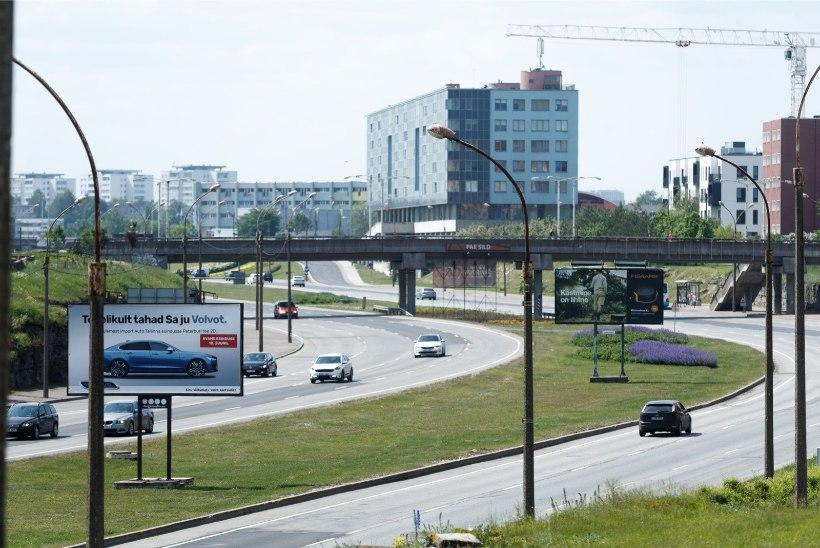 Transpordiamet: õhtul ja hommikul kasuta liiklemiseks Laagna teed, mitte Punast tänavat