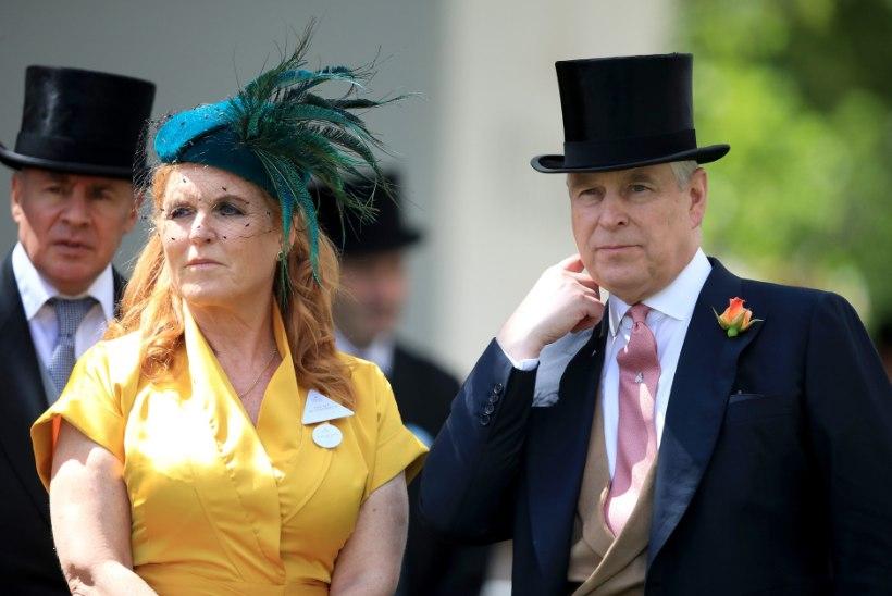 Kehakeel ei valeta: kas Fergie ja prints Andrew vahel lõõmab taas armuleek?