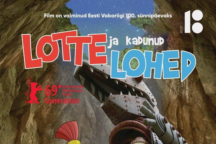 """""""Lotte ja kadunud lohed"""" võitis Müncheni filmifestivalil auhinna"""