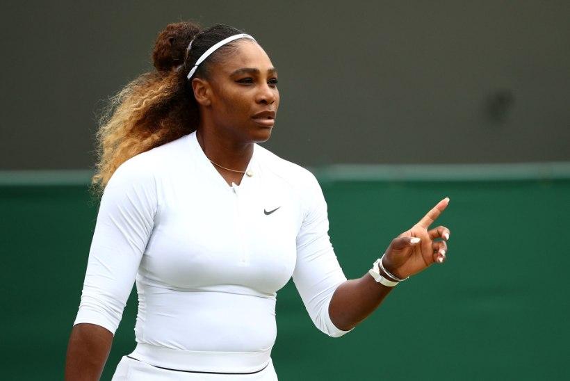 FOTOD | Ohohhoo: Serena Williams välgutas ajakirjakaanel võimsat paljast ahtrit