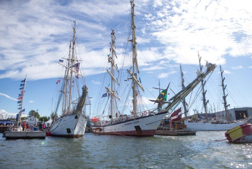 Merepäevad: Veski miinitraaleril, Koržets Haven Kakumäel ja Meisterjaan Tallinna lahel