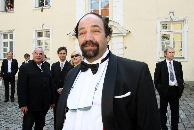 Eesti dirigent Jüri Alperten vajab abi lümfoomiraviks