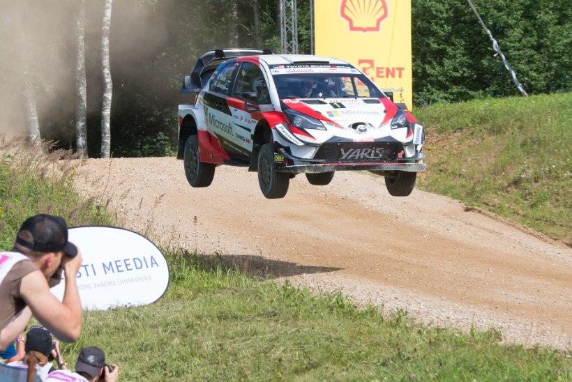 Margus Murakas | Julgen arvata, et MM-ralli Eestisse kindlasti ei satu