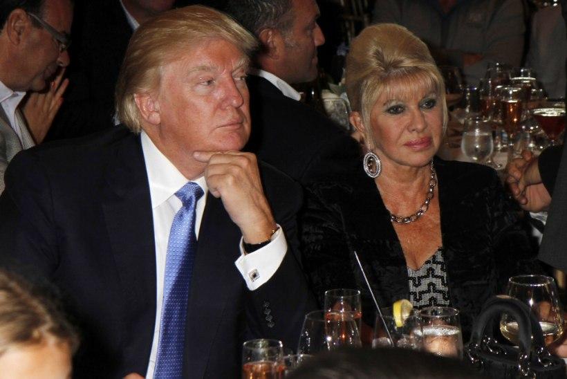 Vandenõuteooria: kas Ivana Trump võib tõesti olla Venemaa spioon?