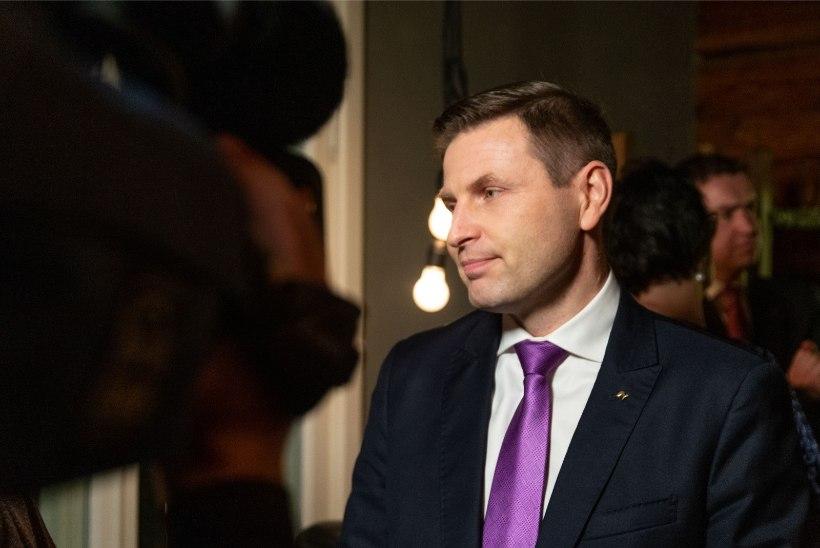 Hanno Pevkur: on normaalne, et peaprokurör vestleb poliitikutega