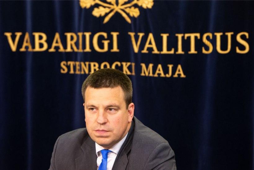 Peaministri büroojuht: Ratas ja Perling peatusid põgusalt Keskerakonna kriminaalasjal