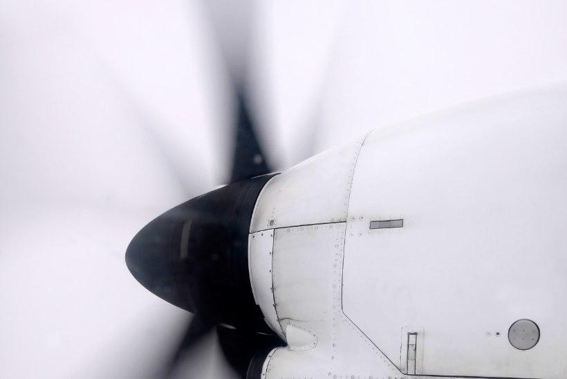 Tõnis Erilaiu lehesaba | Kuidas lennukilt karjuti: pime on, tehtagu tuld!
