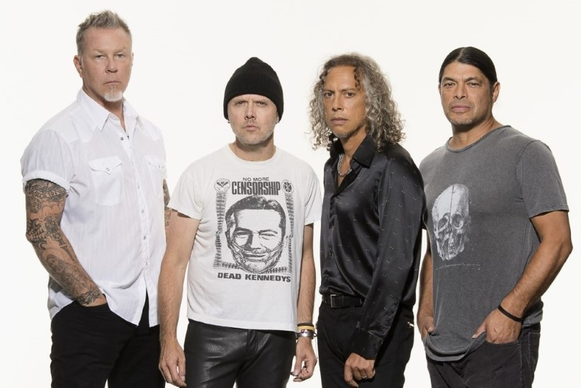 Küte! Metallica kontsert on välja müüdud
