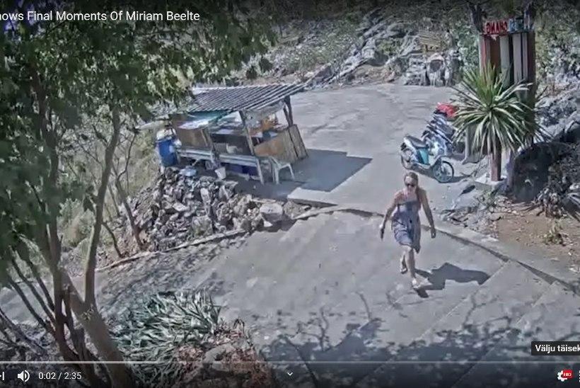 KARM KARISTUS: Tai kohus mõistis Saksa turisti vägistaja ja tapja surma