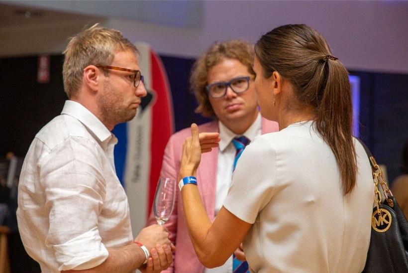 GALERII | Tallinnas tähistati Prantsuse rahvuspüha