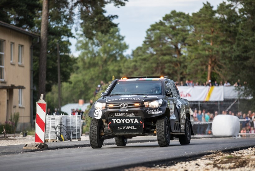FANTASTILINE! Ülivõimas Ott Tänak domineeris Rally Estoniat