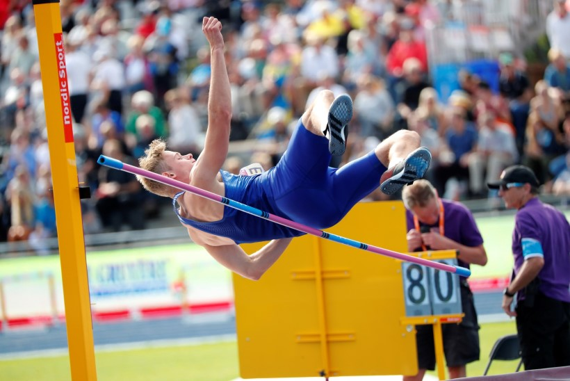 SUPER! Johannes Erm võitis võimsa rekordiga EMilt hõbeda