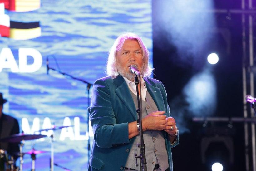 GALERII | Tallinna merepäevad lõpetanud kontserdil esinesid eestlaste lemmikud