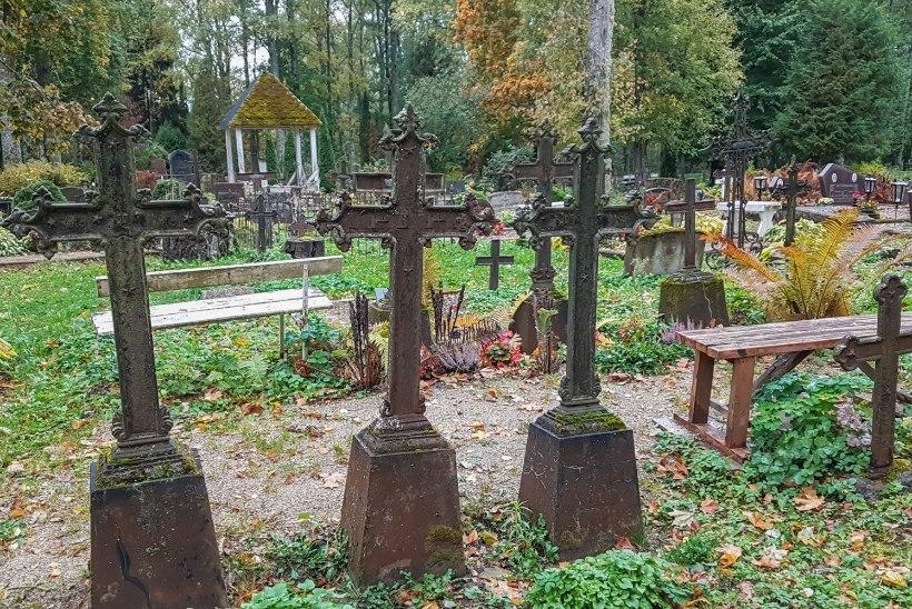 Tallinnas saab uusi hauaplatse vaid Pärnamäe ja Liiva kalmistule