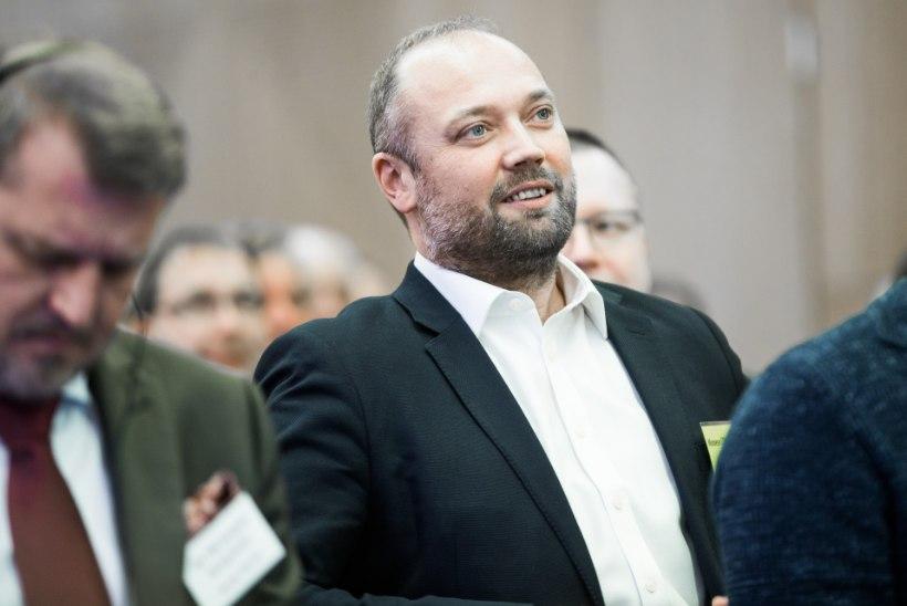 Eestlane valiti Londonis aasta ettevõtjaks