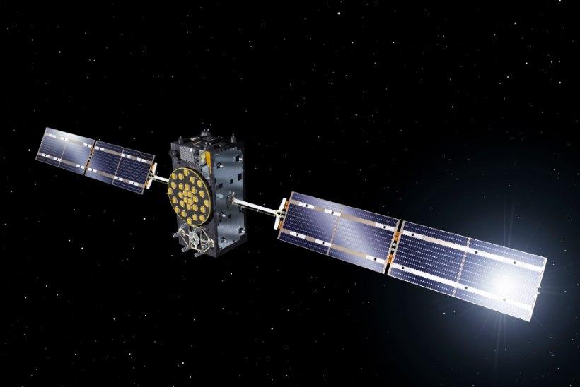 EI FUNKA: Euroopa satelliitsüsteem Galileo on rikkis