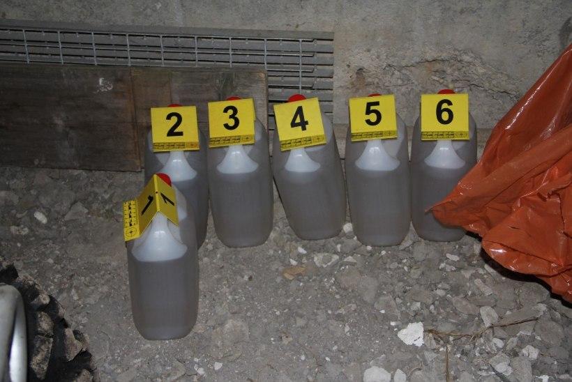 GALERII ja VIDEO | Tallinnas ja Virumaal rekordilist amfetamiiniäri ajanud jõuk sai karmid karistused