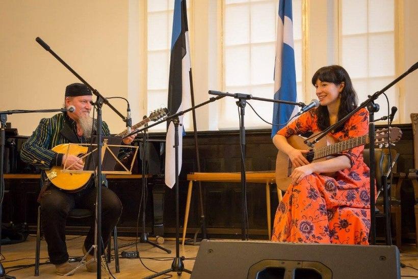 Pärimusmuusikafestivali Hiiu Folk peakorraldaja: ma ei kannata silmaotsaski, kui prügi maha loobitakse