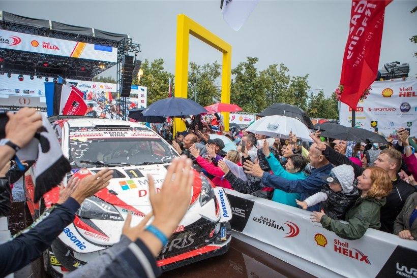 TWITTERI-MÖLL | Õnnestumine! Nii pilootidel kui ka tiimijuhtidel jagus Rally Estoniale kiidusõnu