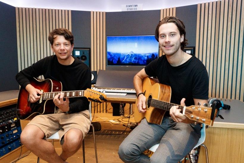 TORM ON LÄBI! Stig Rästa ja Victor Crone alustavad uut muusikarännakut