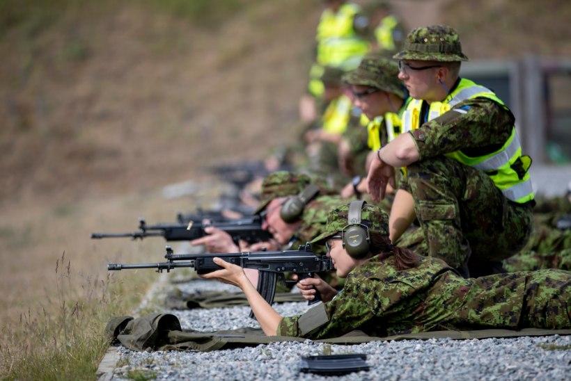Männiku on saamas endale esimest NATO standarditele vastavat väliala